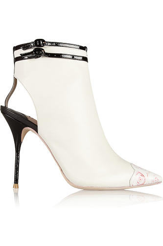 Sophia Webster Cutout Boots, $595, available at Net-A-Porter.